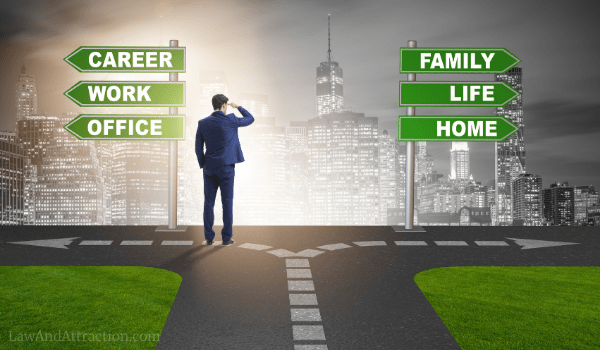 What Is A Balanced Life with a career