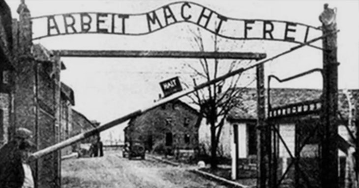 Arbeit Macht Frei translate to Work makes one free