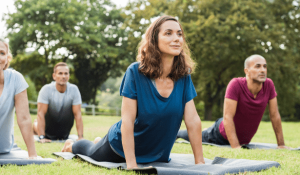 practice yoga it is very healthy for your body and mind